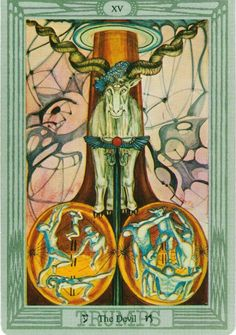 The magnificent Crowley Thoth Tarot Deck contains the kabbalistic and astrological attributions described in Aleister Crowley's The Book Of Throth. Small 78-card deck with instructions and bonus full-color spread sheet. Visit the link to See Troth Tarot Deck on Amazon #tarotcards #tarotdecks #tarotcardsdecks #tarotart #tarotdecksart #affiliate #amazonaffiliate Aleister Crowley, Magick, Witchcraft, Book Club Books, The Book, All Tarot Cards, Deck Of Cards, Card Deck, Tarot Decks