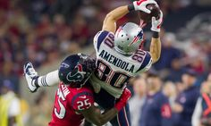WR Danny Amendola restructures to remain with the Patriots = Wideout Danny Amendola has reportedly restructured his deal so that he can remain with the New England Patriots. The new terms of the deal will pay him $7.35M over the next two years. He can earn an additional $750K through.....