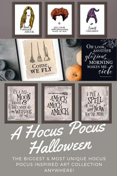 Fall Halloween, Halloween Crafts, Cricut Wedding, Cricut Craft Room, Autumn Crafts, Diy Halloween Decorations, Mason Jar Crafts, Hocus Pocus, Classic Movies