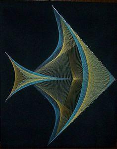 Рыбка, автор Анастасия. Артклуб Gallerix
