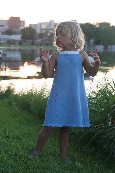 Ravelry: That 70's Dress pattern by Elena Nodel