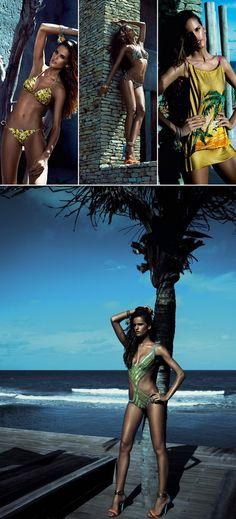 Verão 2013 - Cia Marítima (moda Brasil)