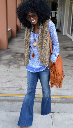 70s Fashion for Black Women | oh never mind the fashion when one has a style
