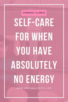 Self-care is so important, but very hard to do when you are on a budget, energy-wise. Here are 5 way you can practice self-care even when you're tired! Pms, Dear Self, Self Love, Depression Recovery, What Is Self, Health Advice, Health Articles, Evening Routine, Chronic Illness
