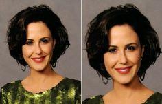 Lindo!  #cabeloscurtos #pelocorto #cabelos #mulheres