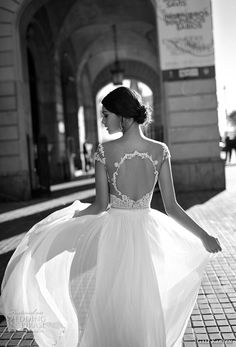 gali karten 2017 bridal cap sleeves scoop neck heavily embellished bodice romantic elegant soft wedding dress sheer back sweep train (7) bv
