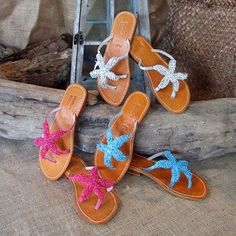 Starfish Sandals and Other Ideas // What Shoes to wear to a summer #wedding