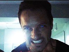very furious Peter Hale oh damn I love him Peter Hale, I Love Him, My Love, Werewolves, Actors, My Boo, Actor