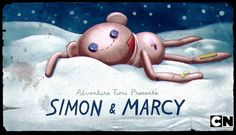 Simon and Marcy Title Card