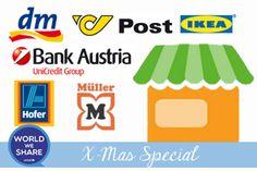X-MAS SPECIAL: Verkaufsstellen http://www.believeinzero.at/world-we-share/x-mas-special-verkaufsstellen/