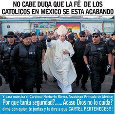 Arzobispo sin fe.