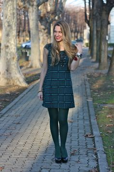 #fashion #fashionista Laura BarbieLaura - fashion blog-: Lost and found - The green dress...