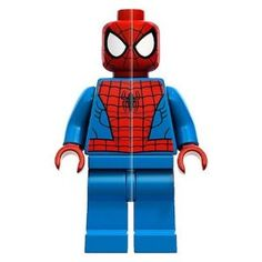 Know a Marvel-mad LEGO® fan? Discover Marvel Super Heroes themed LEGO sets, and let little ones role-play their favourite scenes. Lego Spiderman, Lego Dc, Spiderman Stickers, Lego Film, Lego Movie, La Grande Aventure Lego, Collection Marvel, Bolo Lego, Lego Cake