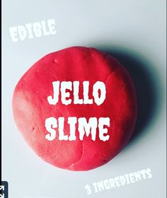 Edible JELLO SLIME - Non-toxic, safe!! Only 3 ingredients needed!  Great to make with toddlers, preschoolers and school-aged children!  Check it out on ECE Network Connections Youtube Channel!  Don't forget to check out the PUDDING SLIME as we as the MARSHMALLOW SLIME.  Non-Toxic, Safe, Edible recipes!!!#ece #sensory #slime #rainydayactivities #diyslime #prekactivities #specialneedsteacher #sensorytray #playdough #ece #activities #activitiesfortoddlers #childrenactivities…
