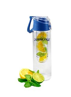 Infusion Water Bottle with FlipTop Lid, spout and Easy Carry Handle. Plus Free Cleaning Brush. The bottle is Leak Proof BPA Free Tritan Plastic.Bonus E Book for Mixture ideas. Enhance your infusing experience now for better water intake and detoxing Help For Life Products http://www.amazon.com/dp/B00ZIQKIBC/ref=cm_sw_r_pi_dp_ej.Tvb094MWS6