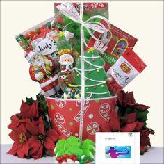 iLove Christmas - The Perfect Teen Gift Basket - http://mygourmetgifts.com/ilove-christmas-the-perfect-teen-gift-basket/