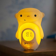Other Baby Items The Gro Company - Mikey The Monkey Glowing Gro-Egg Shell (Matches Sleepy Circus) & Garden Cot Quilt, Baby Safety, Egg Shells, Baby Shirts, Rubber Duck, Baby Sleep, Night Light, Baby Items, Baby Shower Gifts
