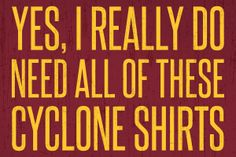 REPIN this if you're a die hard Cyclone fan