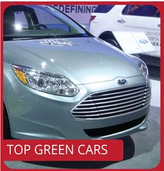 TOP #GREEN #CARS