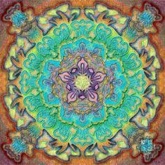 Mandala Design 174 by Philluppus