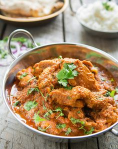 Indian Restaurant- Style Chicken Masala | Picture the Recipe