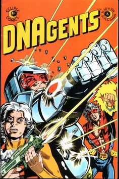 DNAgents: Issue 5