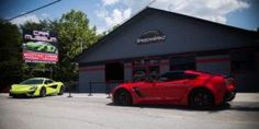 Speedwerkz Exotic Car Museum in Pigeon Forge