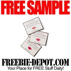 FREE Sample | Freebie Depot | Free samples | Pinterest