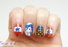 Sonic Nails