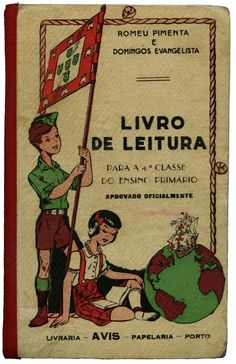 Lá vamos cantando e rindo – almanaque silva History Of Portugal, Old Scool, Air France, Lisbon Portugal, Vintage Travel Posters, Poster Vintage, Primary School, School Days, Books To Read