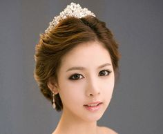 korean traditional wedding makeup
