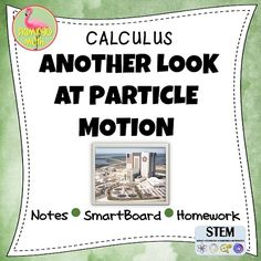 This is an extra lesson in the thirteen-lesson unit on Integration for students enrolled in AP Calculus AB, BC, or Calculus Honors. The lesson includes:    ♦ Guided Notes handout    ♦ Fully-editable SmartBoard presentation    ♦ Homework assignment    ♦ Completed set of notes    ♦ Full solutions