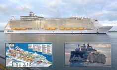 World's largest cruise ship docks at Southampton #DailyMail | These are some of the stories. See the rest @ http://twodaysnewstand.weebly.com/mail-onlinecom or Video's @ http://www.dailymail.co.uk/video/index.html