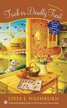Trick or Deadly Treat: A Fresh-Baked Mystery by Livia J. Washburn http://www.amazon.com/dp/0451416708/ref=cm_sw_r_pi_dp_TiUgwb116TDWB