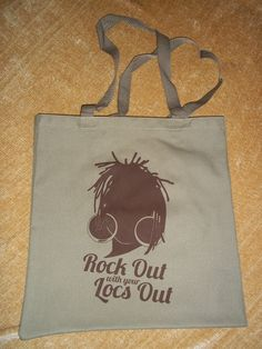 Cute bag from Au Naturel Diva