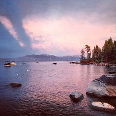 Tahoe's West Shore is a magical escape: http://sierraculture.com/foodwineart/food/tahoes-west-shore-a-magical-escape/#.Uo5KN5RgbR4
