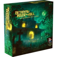 Betrayal At House On The Hill, wish I could get this game again!