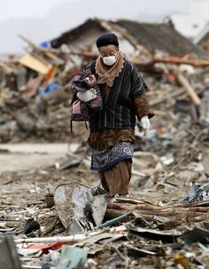 March 11 2011 = Tsunami + Earthquake | JAPAN