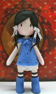 Mimin Dolls: Dolls laleczka