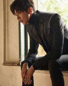Nam Joo Hyuk poses for the front cover of 'Esquire Singapore'   allkpop.com