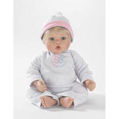 Alexander Doll Babble Baby Blue Eyes Play Doll