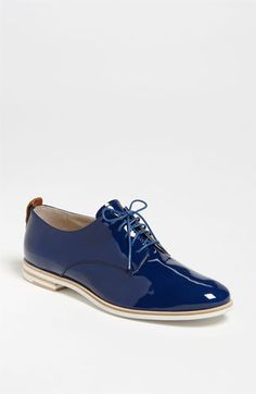 Attilio Giusti Leombruni Double Sole Oxford available at Nordstrom. Here are the shoes that will go with the dress from Anthropologie!!
