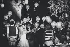 Wedding airballons
