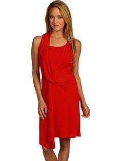 Easy to wear MK red dress
