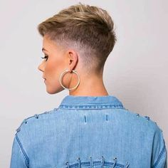 Cool and Stylish Short Hairstyles 2018 for Girls - Styles Art