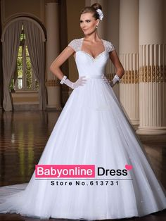 Vestidos De Noiva 2015 Custom Made Sexy A Line Beaded Open Back Wedding Dresses Bridal Gown Vestido De Casamento Free Shipping