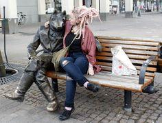 Kosijasusi, Joensuu, Finland Outdoor Furniture, Outdoor Decor, Finland, Bench, Park, Lifestyle, Clothes, Home Decor, Outfits