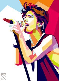 Taka ONE OK ROCK WPAP by bennadn.deviantart.com on @DeviantArt