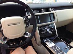 Range Rover Autobiography Dash