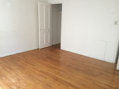 Awesome original hardwoods through out the apartment